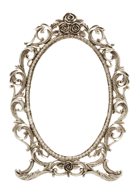 clip art royalty free Browsing category ng design. Mirror transparent victorian.