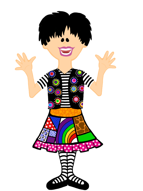 png freeuse library mismatched clothes clipart