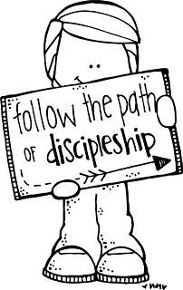 clip transparent download Follow the path of. Missionary clipart discipleship.