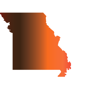 clip download Missouri vector silhouette. State at getdrawings com