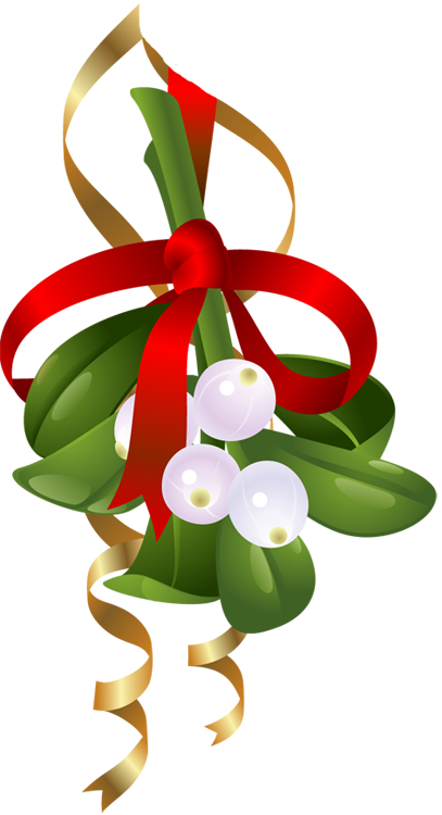 image free library Free Mistletoe Cliparts