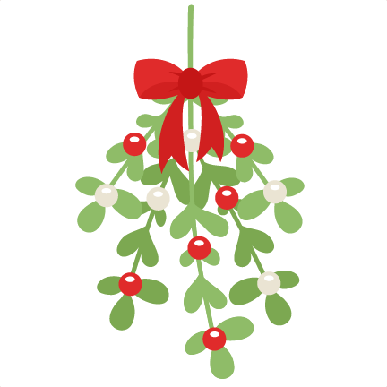 clipart free download Mistletoe clipart. Freebie of the day