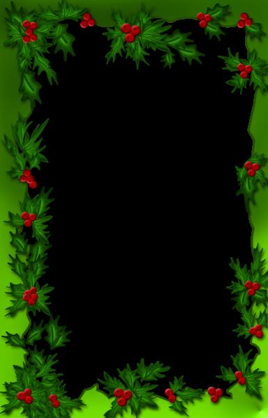 image stock Green png christmas pinterest. Mistletoe clipart frame.