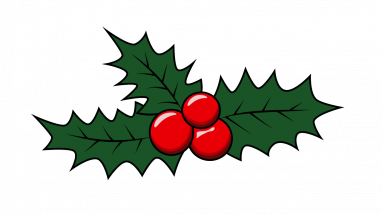 clipart transparent Simple Mistletoe Drawing at GetDrawings