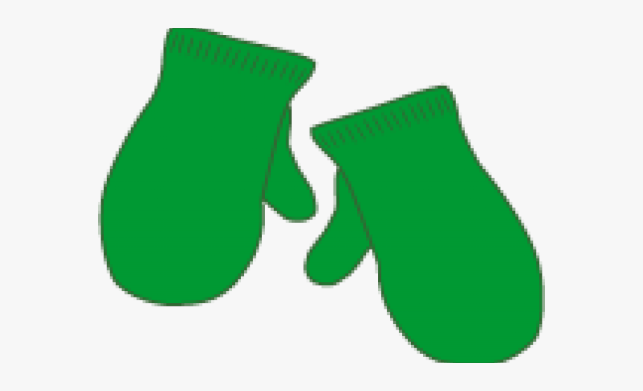 banner black and white library Cliparts x carwad net. Mitten clipart green.