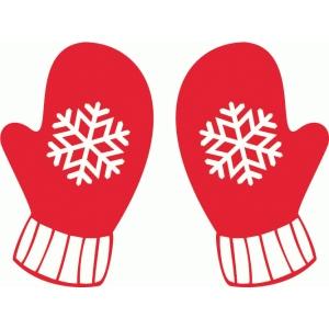 jpg free stock Mittens clipart. Christmas gclipart com .