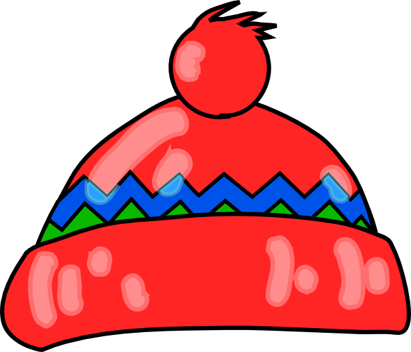 png royalty free library Winter Hat Clip Art at Clker