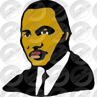 svg royalty free stock Picture for classroom therapy. Mlk clipart illustration