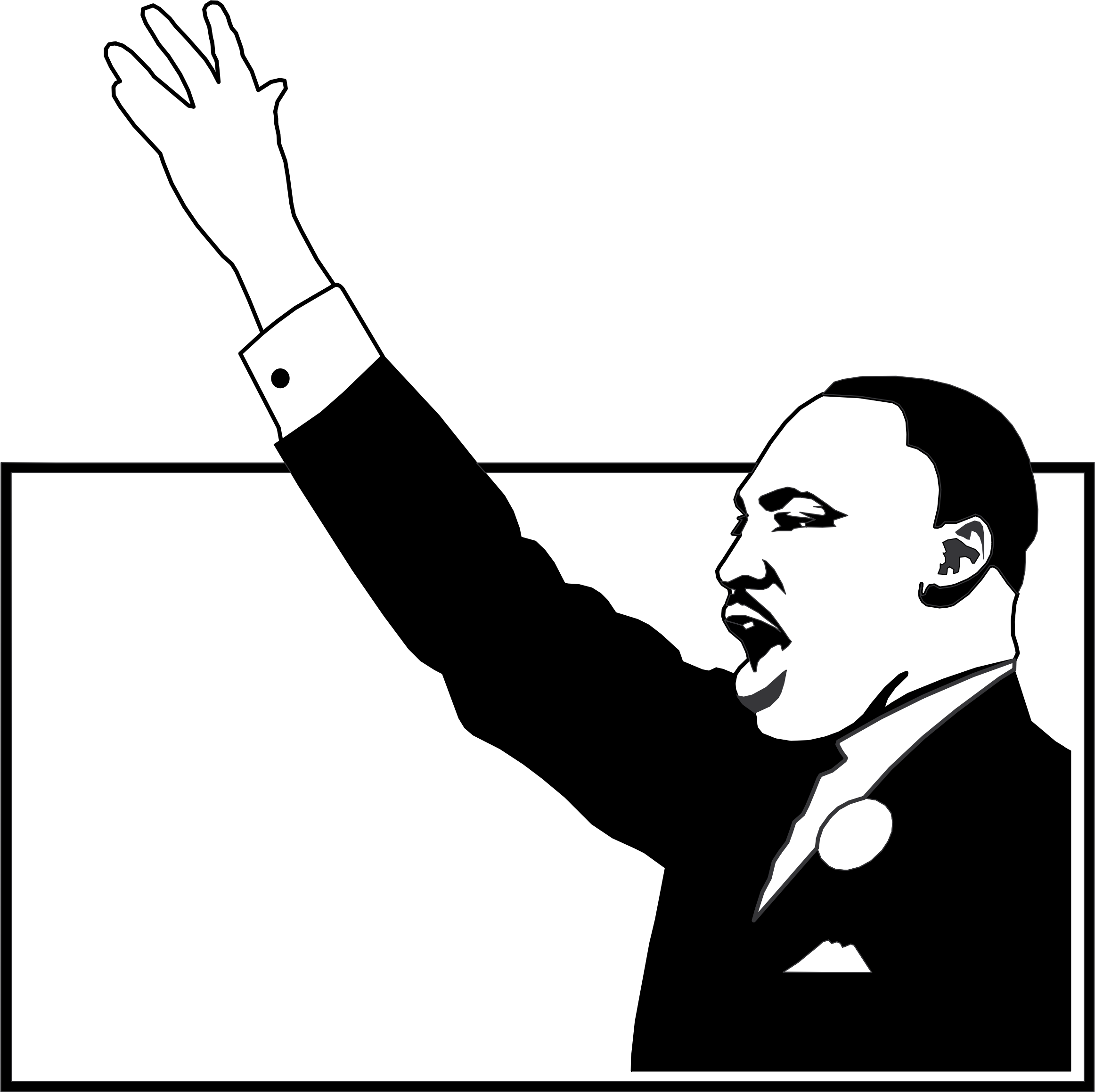 royalty free stock Martin luther king icons. Mlk clipart stamp.