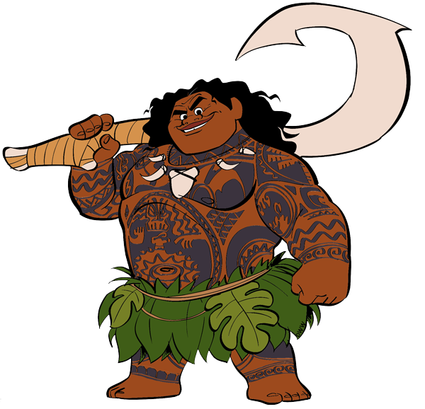 png library Moana clipart. Clip art disney galore