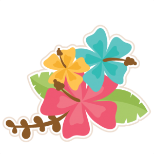 image library Moana clipart island flower. Hibiscus available for free.