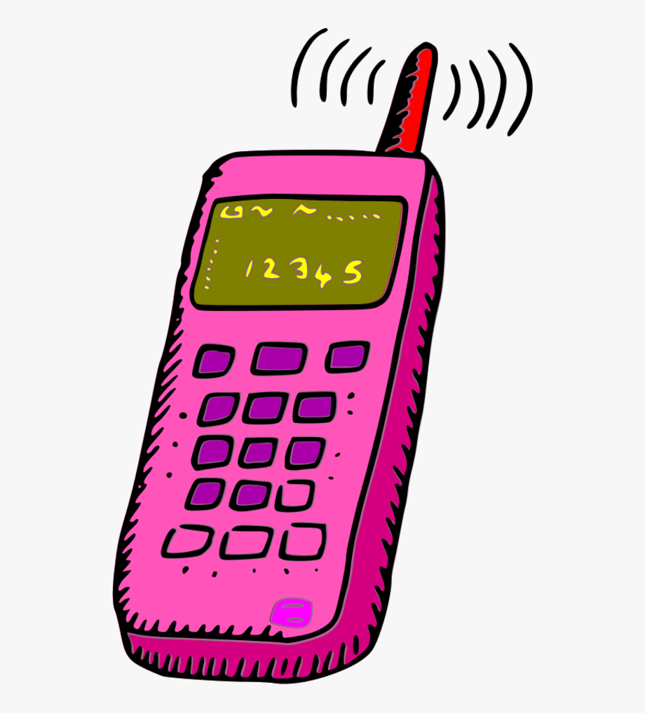 picture Mobile clipart telepone. No cell phone clip.