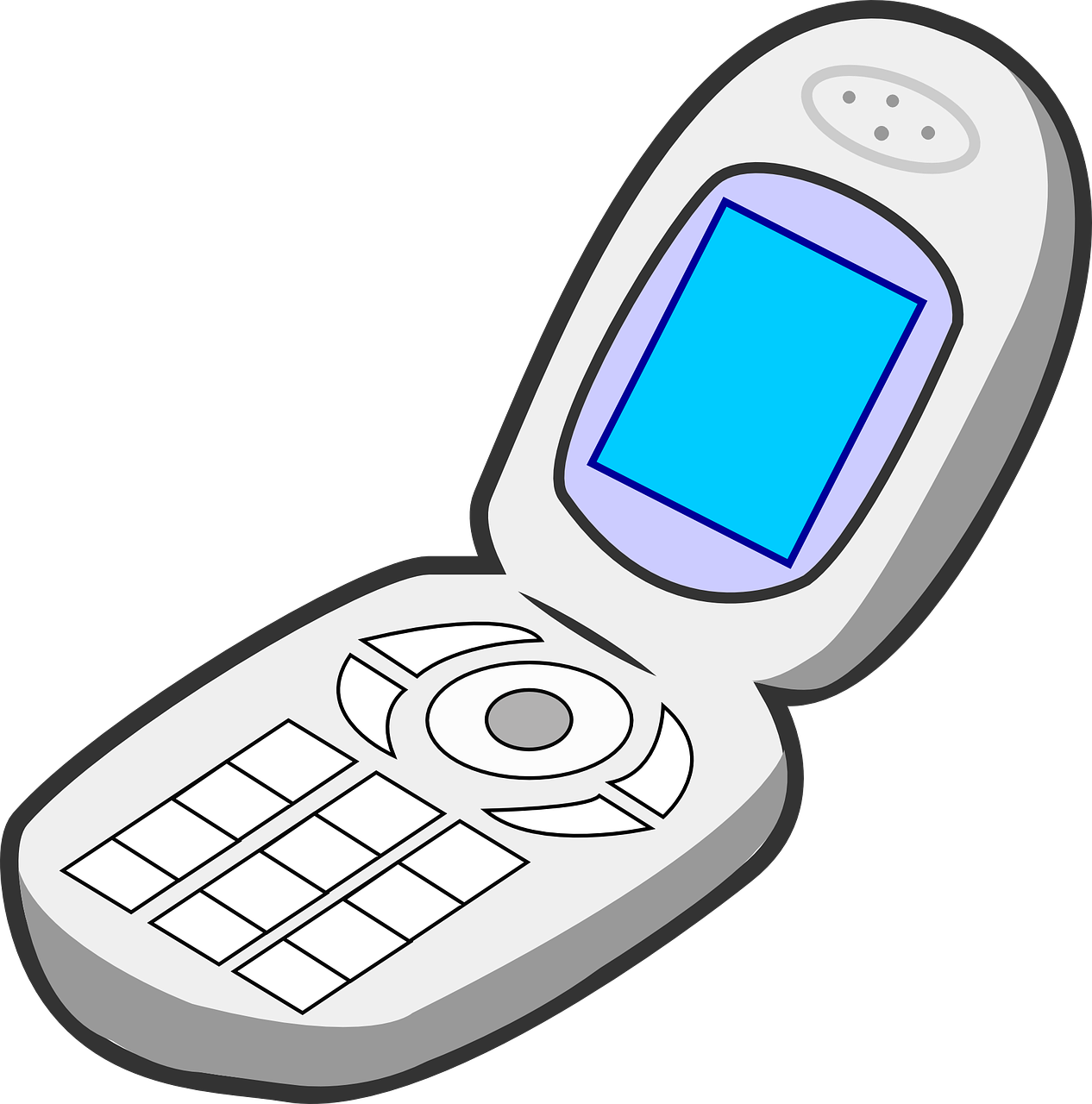 vector download Cell phone at getdrawings. Mobile clipart telepone.