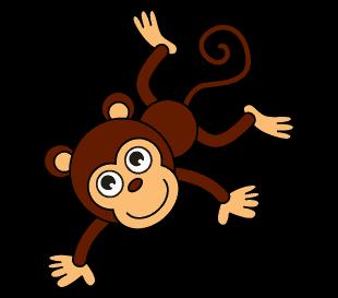 jpg freeuse library Monkey entrepreneurmasterminds us how. Drawing s animation