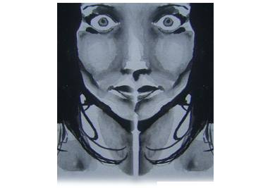 clip art free library Self Portrait