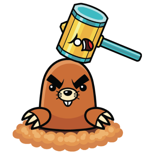 clipart library stock Mole clipart. Hole free on dumielauxepices.