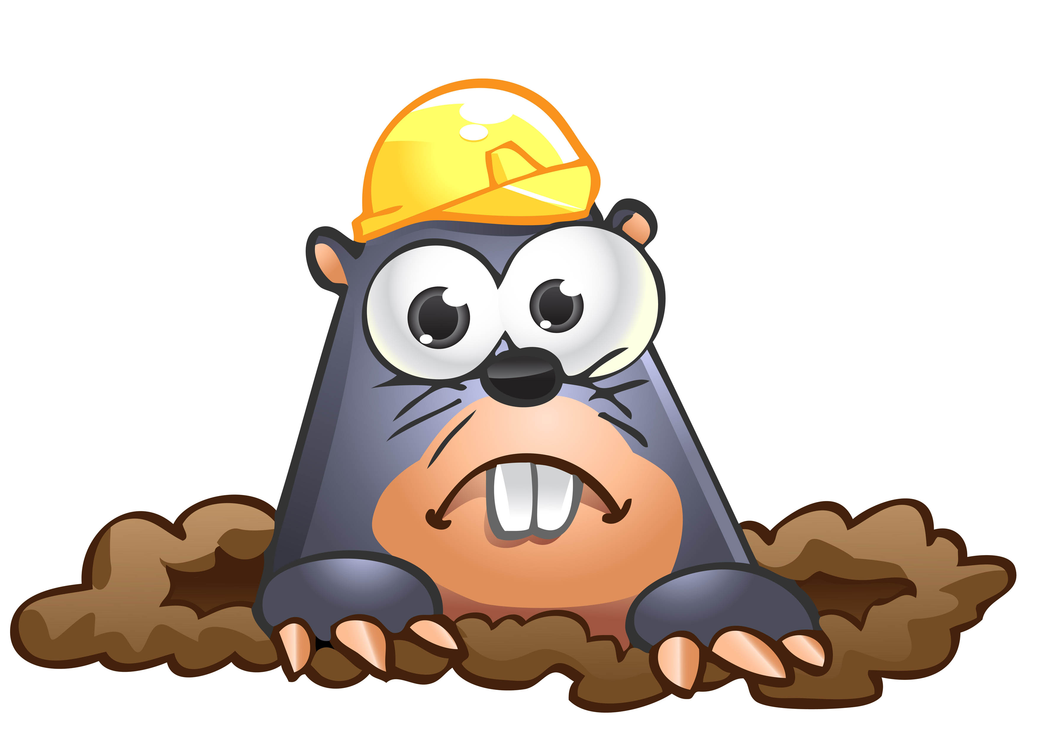 jpg free library Collection of free download. Mole clipart.
