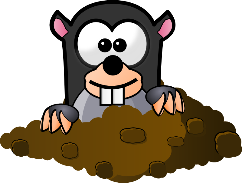 banner freeuse stock Clip art free panda. Mole clipart.