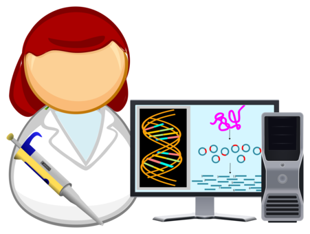 banner royalty free library Dna rna free commercial. Molecular biology clipart.