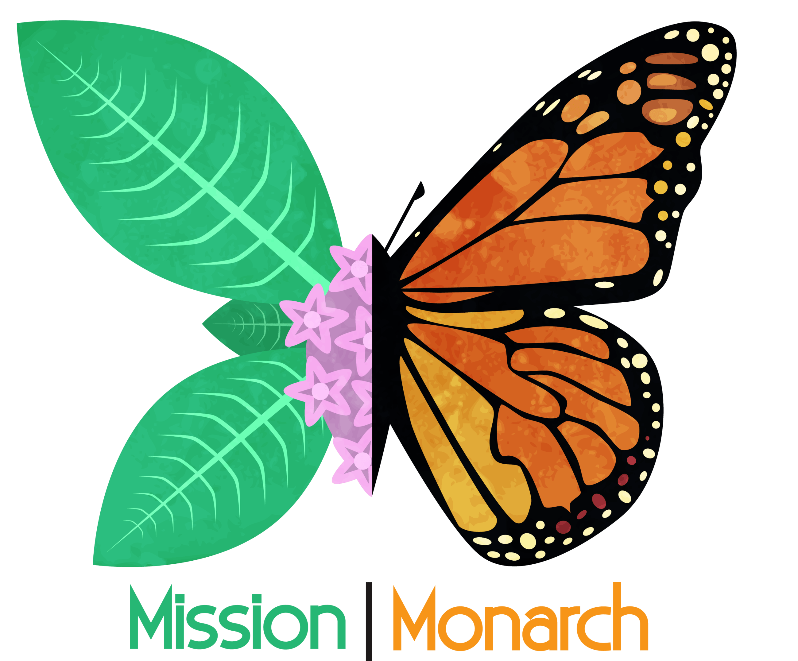 banner royalty free Mission hamilton county in. Monarch clipart bengali.