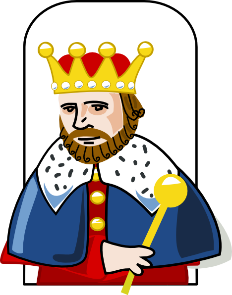 png black and white library Clip art pictures panda. Monarch clipart king claudius