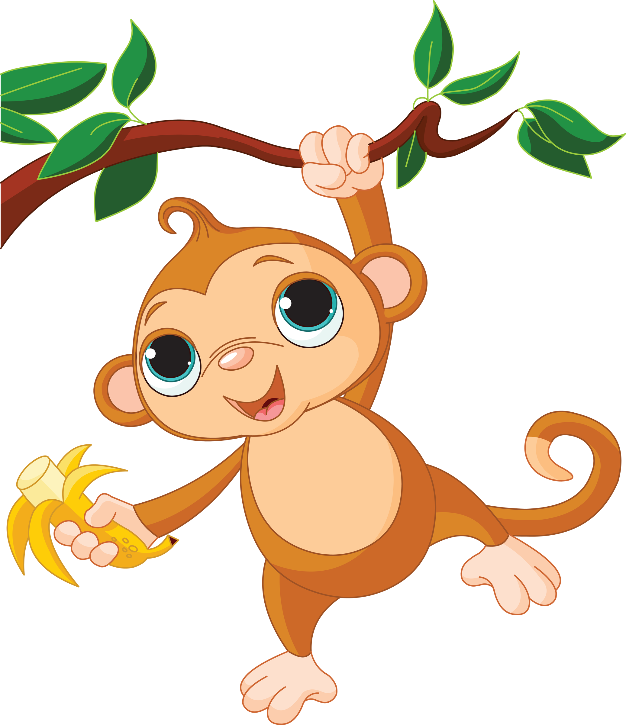 jpg freeuse library Monkey clipart rabbit. Chinese zodiac hourse.