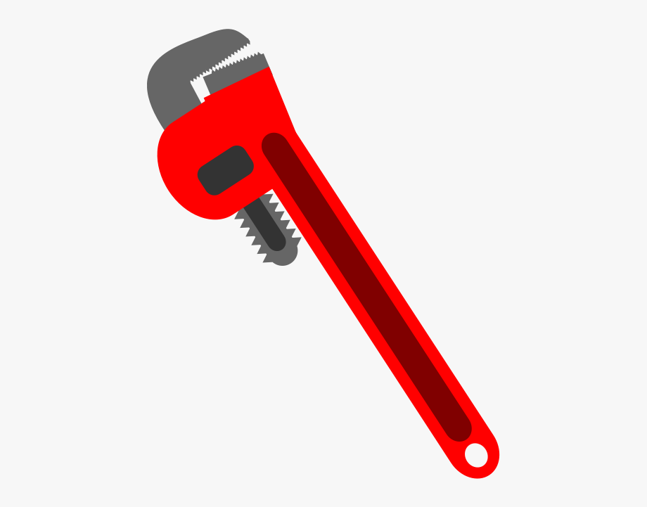 black and white stock Monkey wrench clipart. Transparent cartoon free cliparts