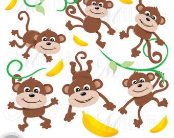 clip download Monkeys clipart. Free download on webstockreview