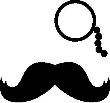 png transparent download Moustache free on dumielauxepices. Monocle clipart.
