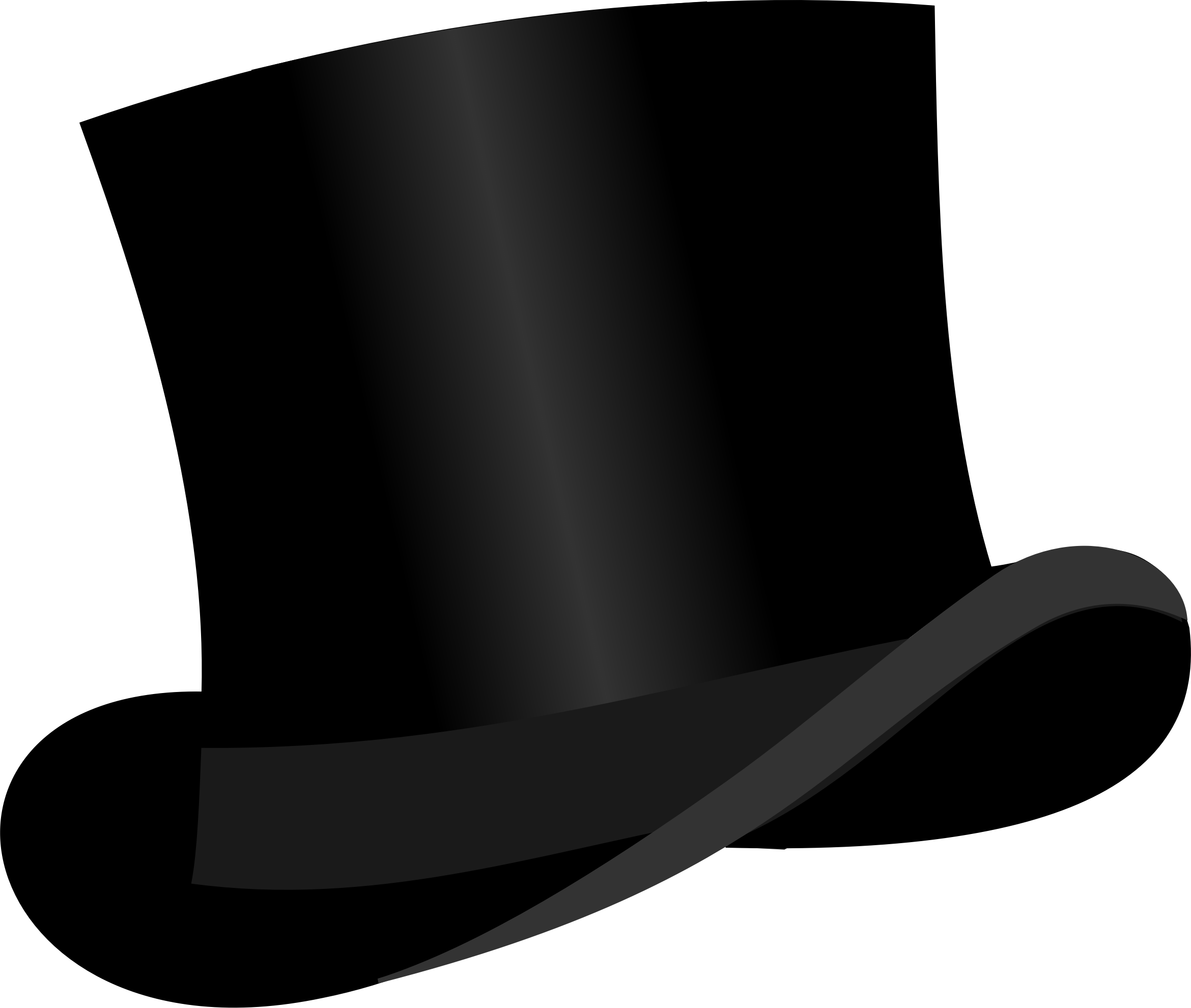 svg free download Bowler Hat Silhouette at GetDrawings