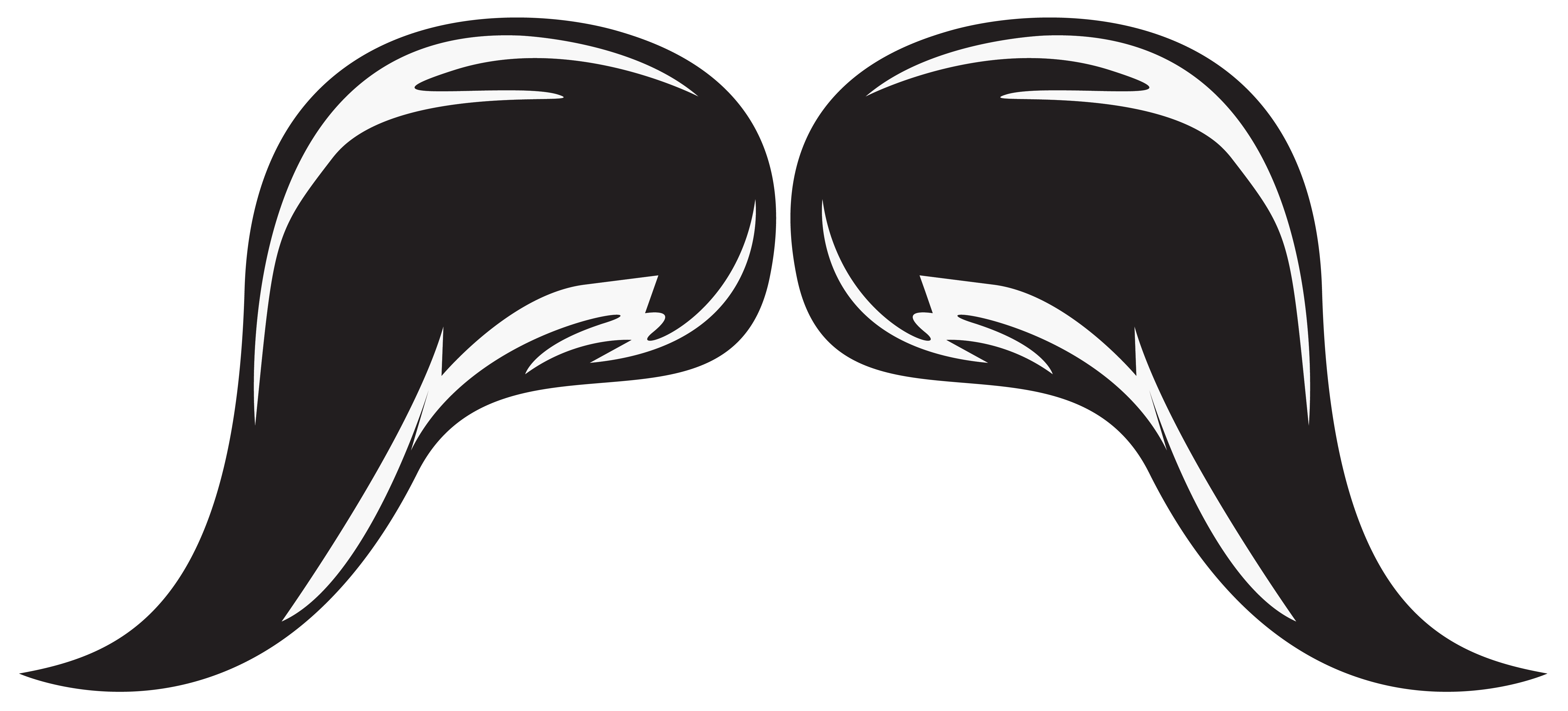 clip black and white Monocle clipart dap. Moustache red mustache free.