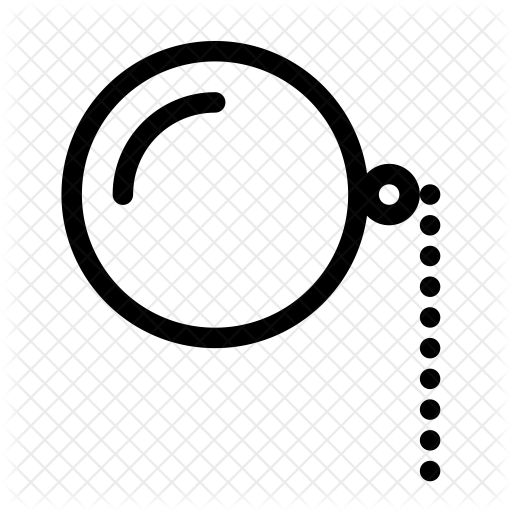 png black and white library Icon cloths accessories icons. Monocle clipart svg.