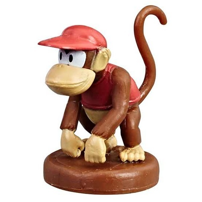 vector free download Monopoly Gamer Figure Diddy Kong