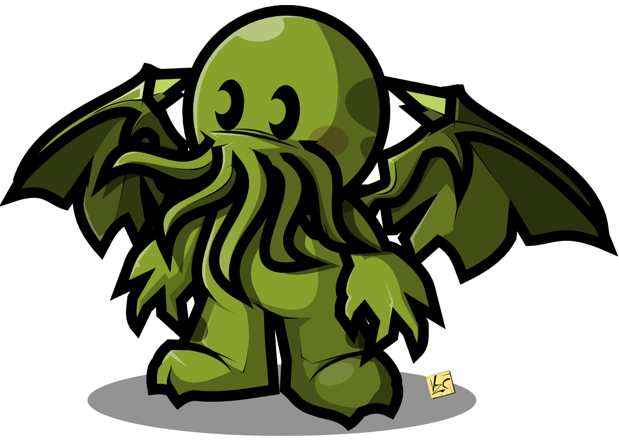 png royalty free Sea free on dumielauxepices. Monster clipart scared.