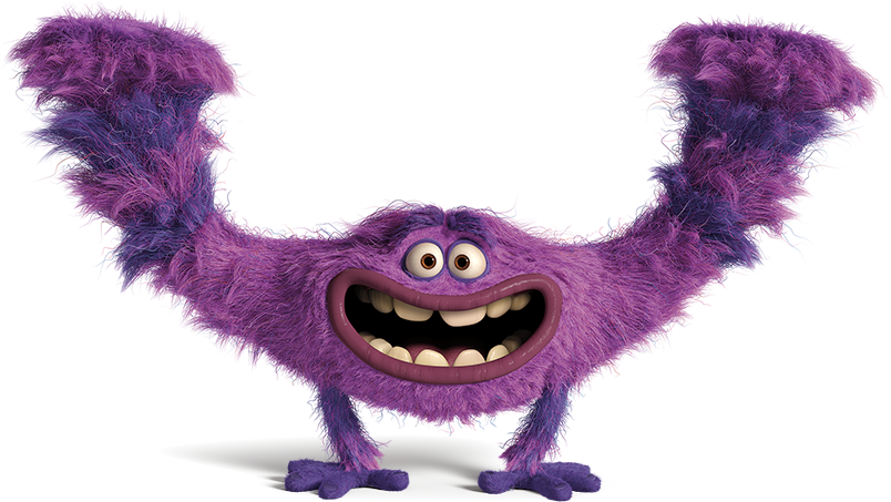 svg royalty free library monster transparent character #99970546