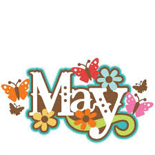 graphic stock Month of may clipart. Best happy images pictures.