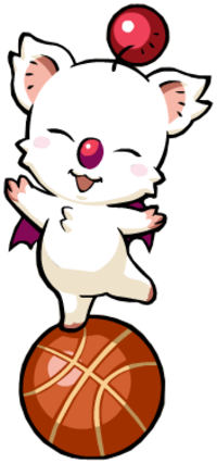 clipart library library moogle transparent dancing #99977047