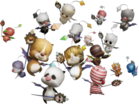 banner library library Unique Moogles