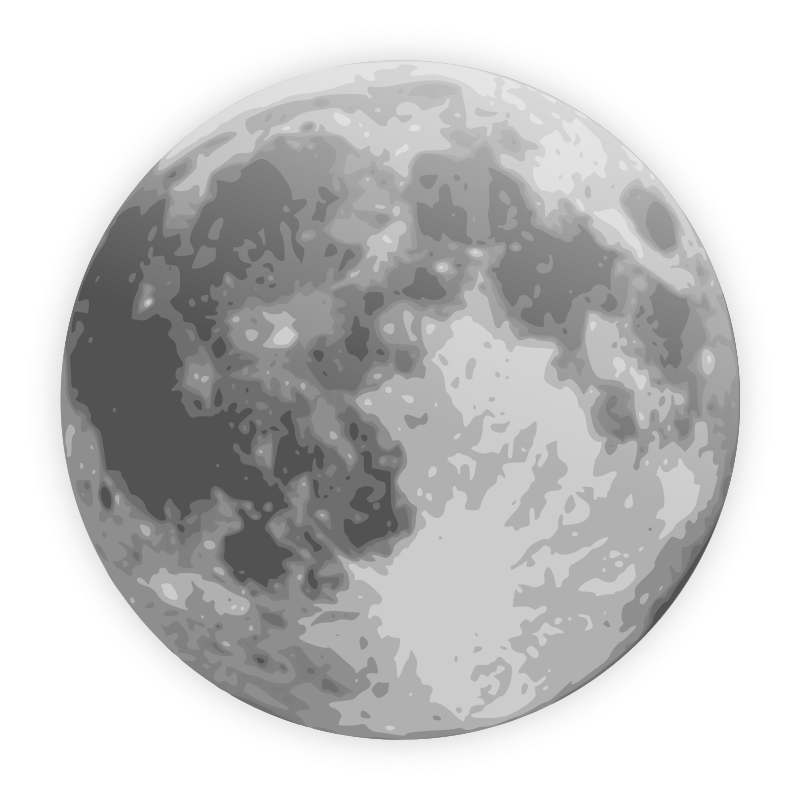 png download Moon clipart new moon. Free clip art weather.