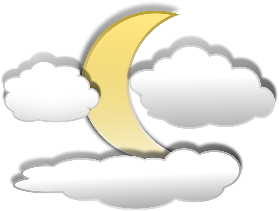 image transparent Moon clipart sky clipart. Free on dumielauxepices net.