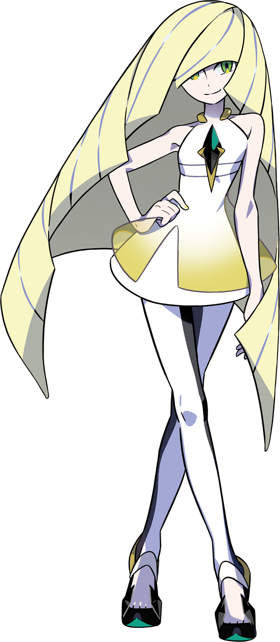 picture freeuse Lusamine