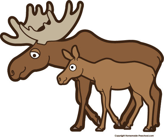 svg freeuse download Free click to save. Moose clipart ear.