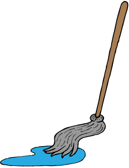 banner freeuse Mop clipart. Free cliparts download clip.