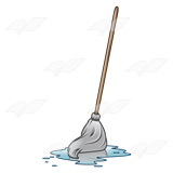 library Mop clipart international. Abeka clip art wet.