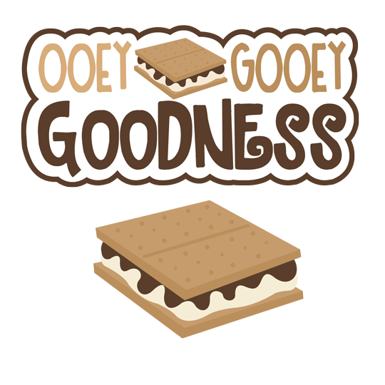 png stock Mores clipart. S smores