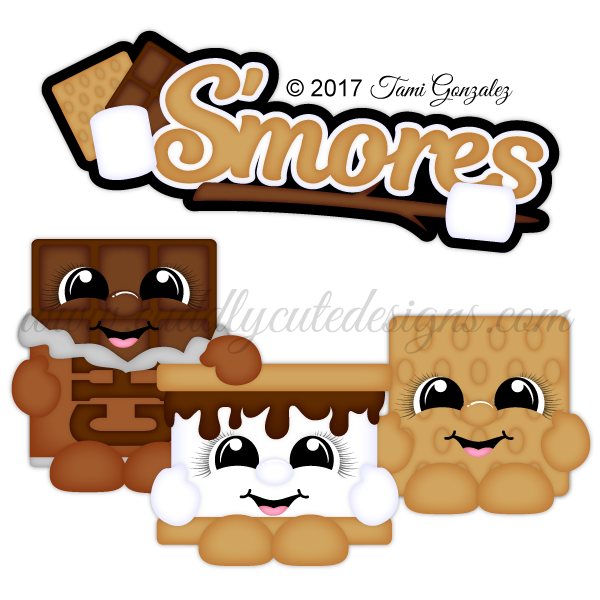 graphic free library S cuties . Mores clipart