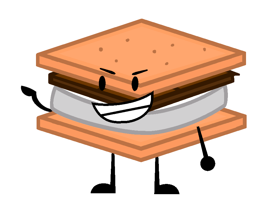 svg royalty free library smore clipart s more #83391786