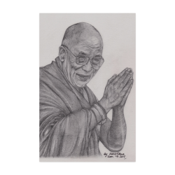 vector library Dalai Lama Tenzin Gaytso Drawing Gifts