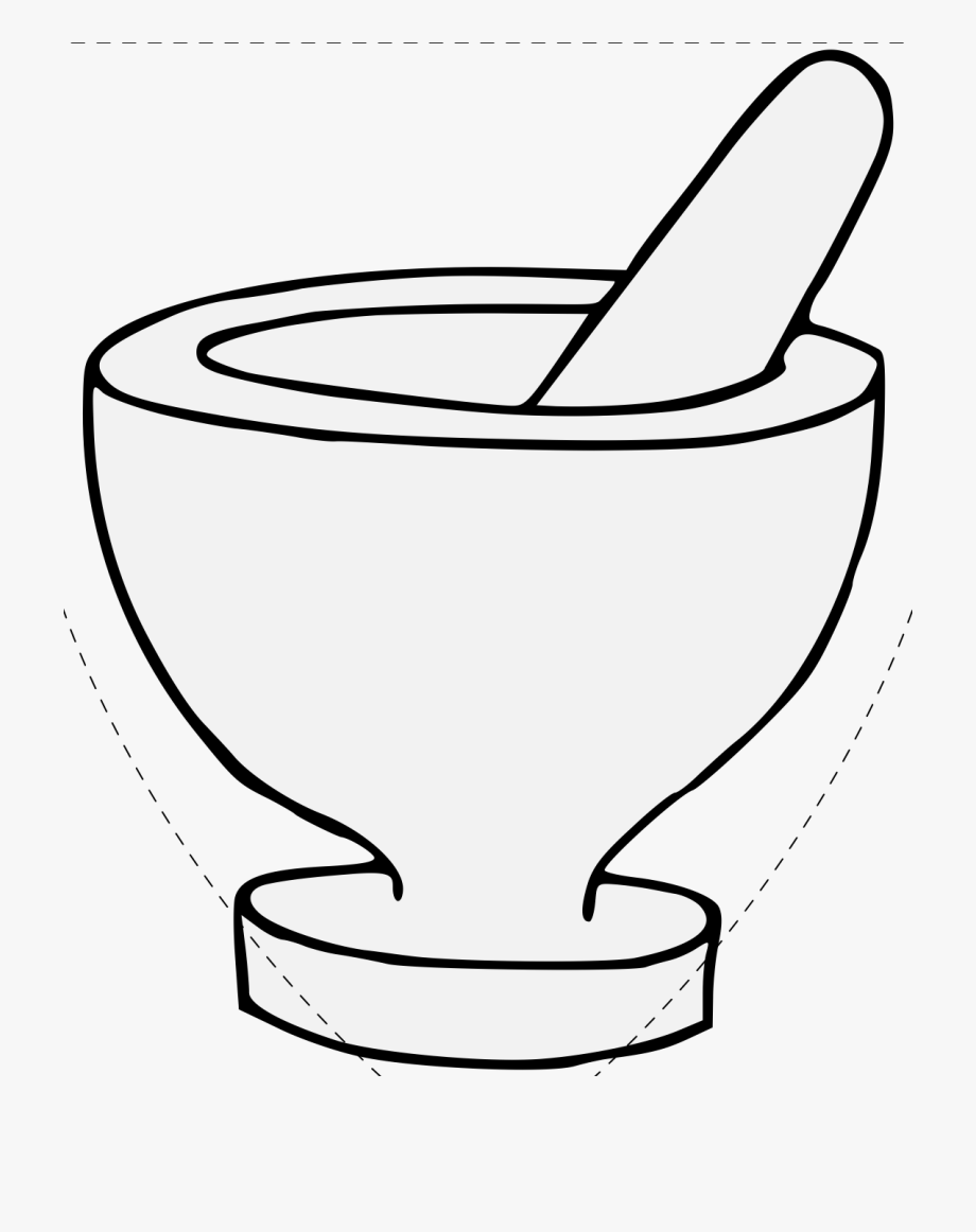 clip art black and white stock Free cliparts on clipartwiki. Mortar and pestle clipart.