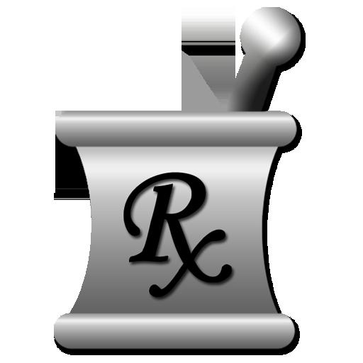 jpg freeuse Mortar Pestle rx pharmacist symbol clipart image